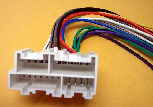 Stupendous Gm Radio Wiring Harness Basic Electronics Wiring Diagram Wiring Cloud Filiciilluminateatxorg