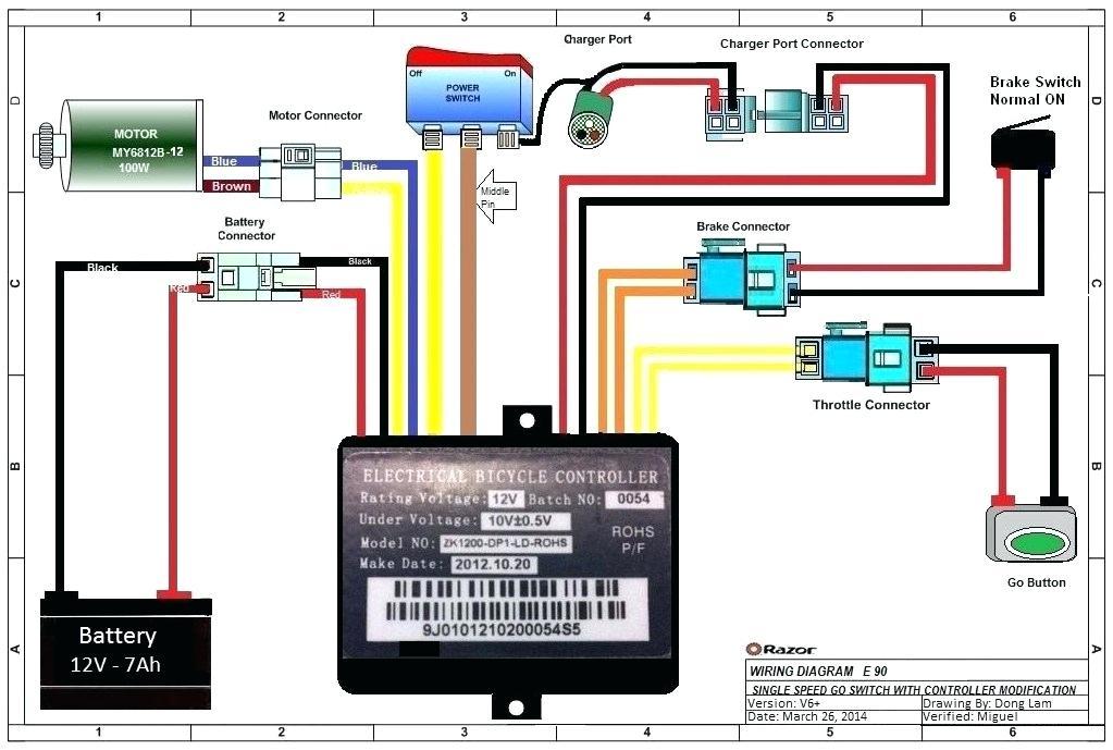 sunl e scooter wiring diagram - Wiring Diagram