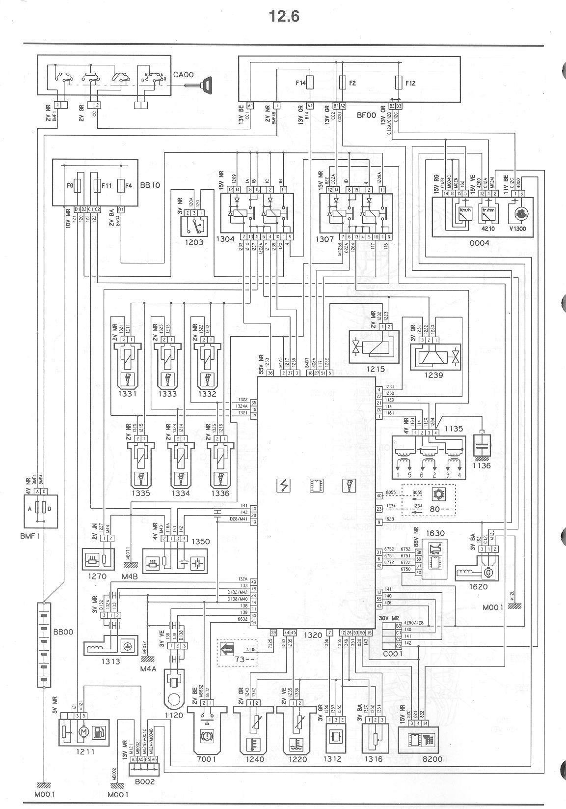 Citroen C8 Wiring Diagram - 86 Toyota Pickup Fuse Box Diagram | Bege Wiring  Diagram | Citroen C4 Bsi Wiring Diagram |  | Bege Place Wiring Diagram