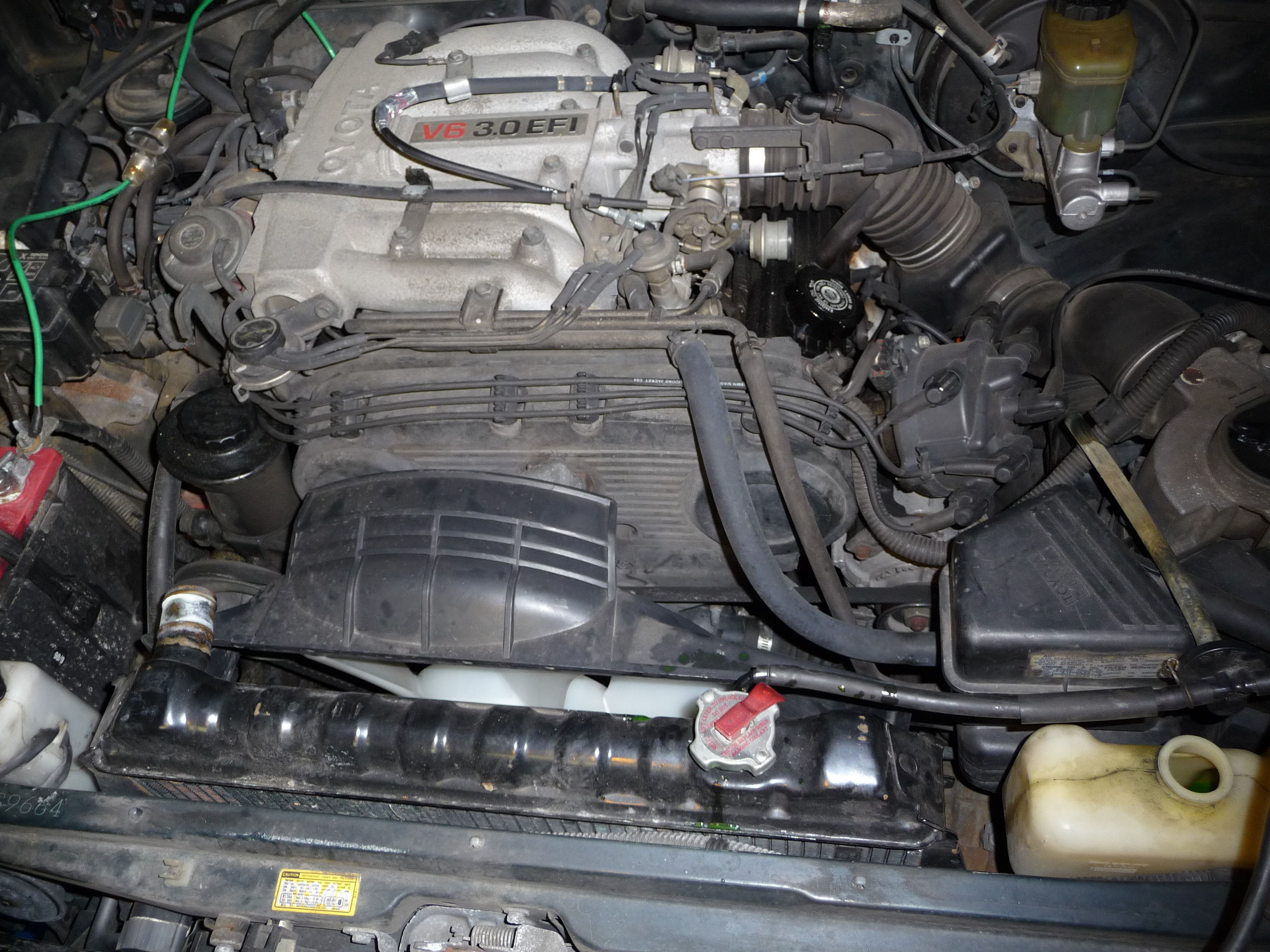 1995 toyota 4runner engine diagram fa 5713  1995 toyota v6 engine diagram schematic wiring  toyota v6 engine diagram schematic wiring