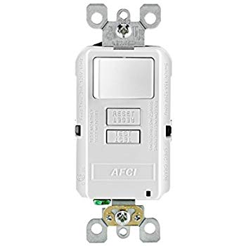 Prime Leviton Gfsw1 W Self Test Smartlockpro Slim Gfci Combination Switch Wiring Cloud Licukaidewilluminateatxorg