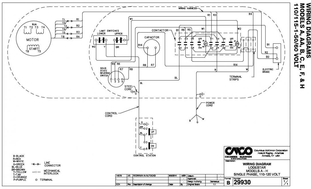 cm hoist wiring diagrams - wiring diagram data coffing electric chain hoist wiring diagram  tennisabtlg-tus-erfenbach.de