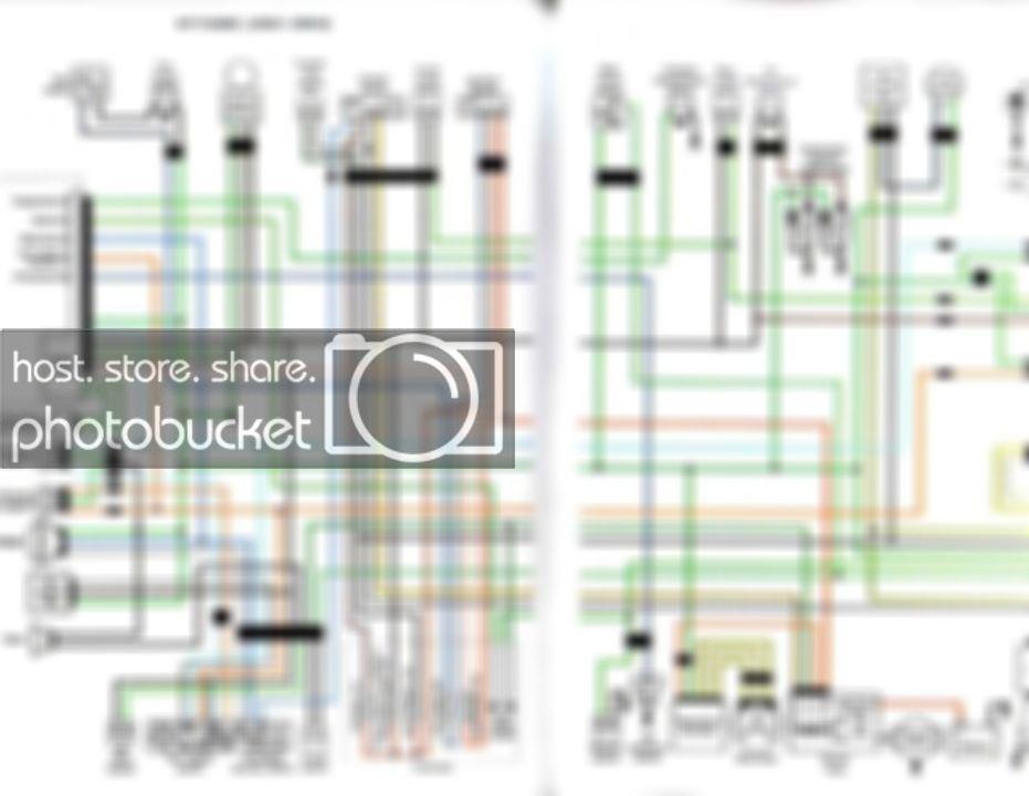Virago Xv Wiring Diagram Simple
