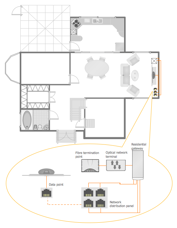 Awe Inspiring Network Layout Floor Plans Local Area Network Lan Computer And Wiring Cloud Monangrecoveryedborg