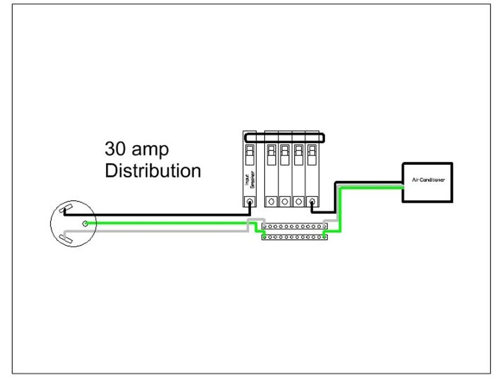 Fine 30 Amp Rv Schematic Wiring Diagram Wiring Diagram Wiring Cloud Lukepaidewilluminateatxorg
