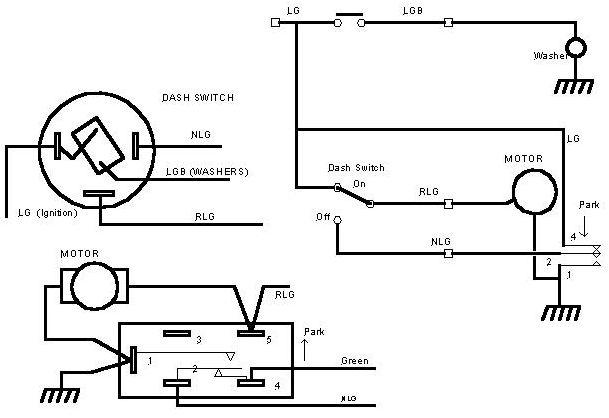 Sx 8278  Tr7 Headlight Wiring Diagram Schematic Wiring