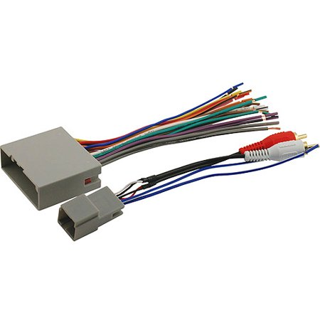 Surprising Scosche Fdk11B 2003 Up Select Ford Audiophile Sound Systems Wire Wiring Cloud Filiciilluminateatxorg