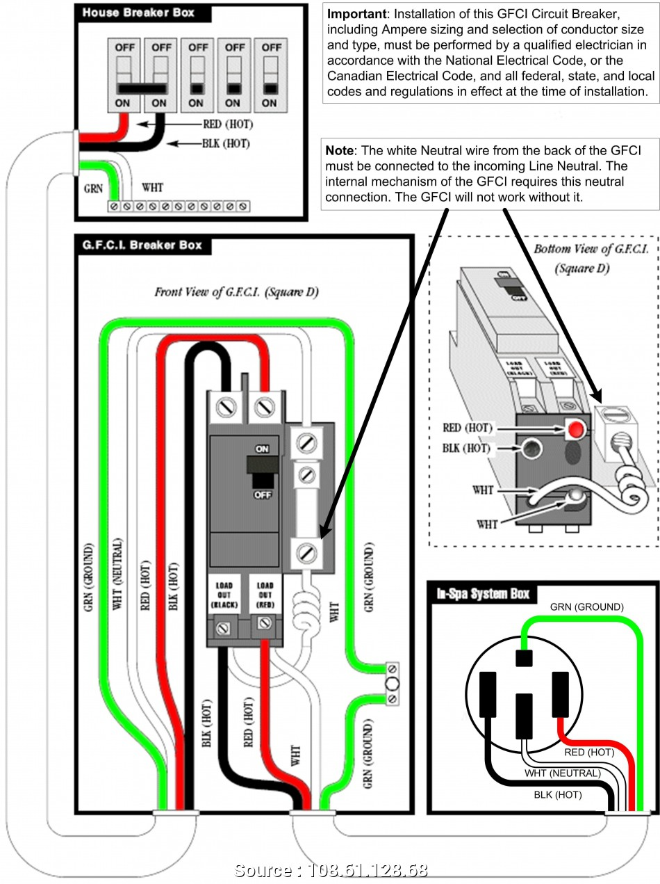 Nl 9551 Gfci Wiring Diagram 110v Free Diagram