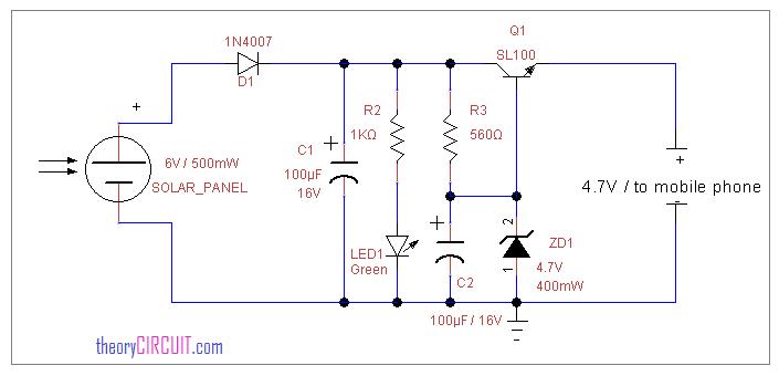 Stupendous Solar Power Circuits Wiring Cloud Ostrrenstrafr09Org