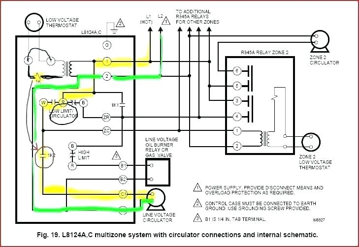 Aquastat Relay L8148e Wiring Diagram