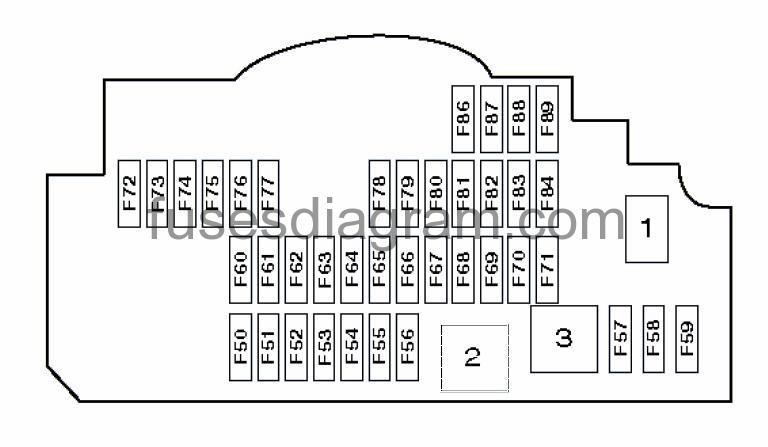 Sl 9204  Bmw E60 Fuse Box Trunk Download Diagram