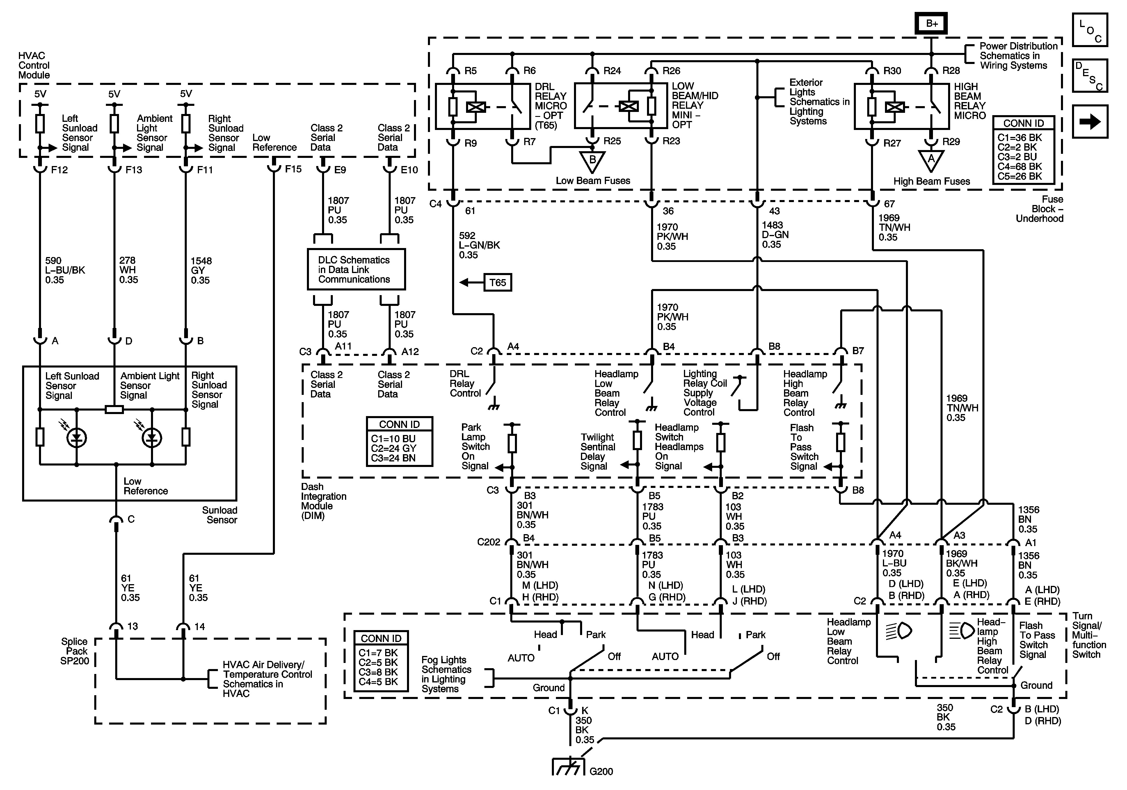 Enjoyable Cadillac Wiring Schematics Basic Electronics Wiring Diagram Wiring Cloud Genionhyedimohammedshrineorg