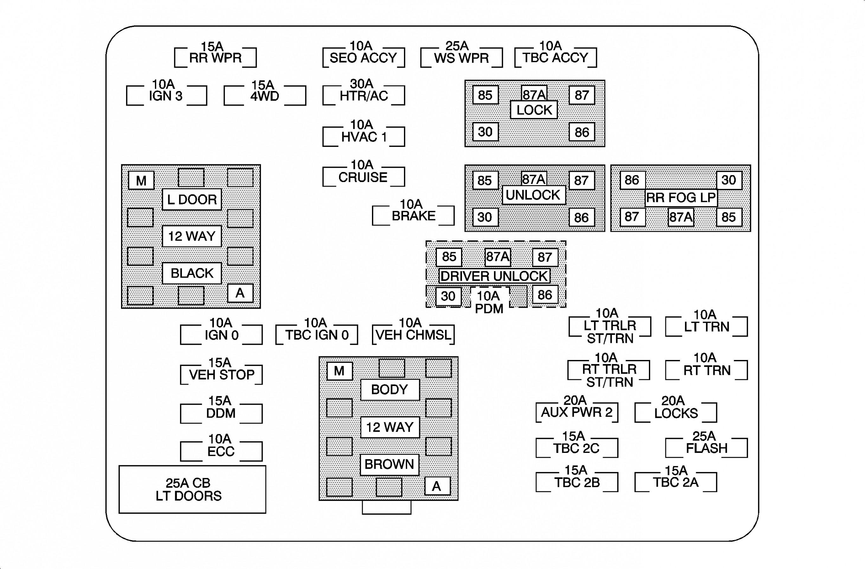 05 gmc canyon fuse diagram fa 3769  2004 chevrolet colorado wiring diagram download diagram  chevrolet colorado wiring diagram