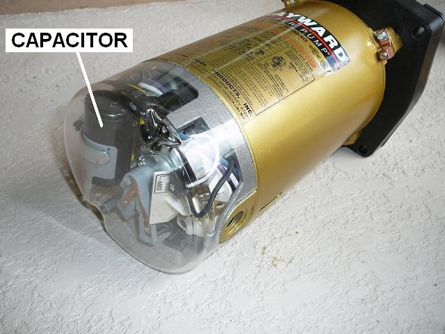 Fantastic How To Select The Right Capacitor For Your Pool Pump Motor Wiring Cloud Grayisramohammedshrineorg