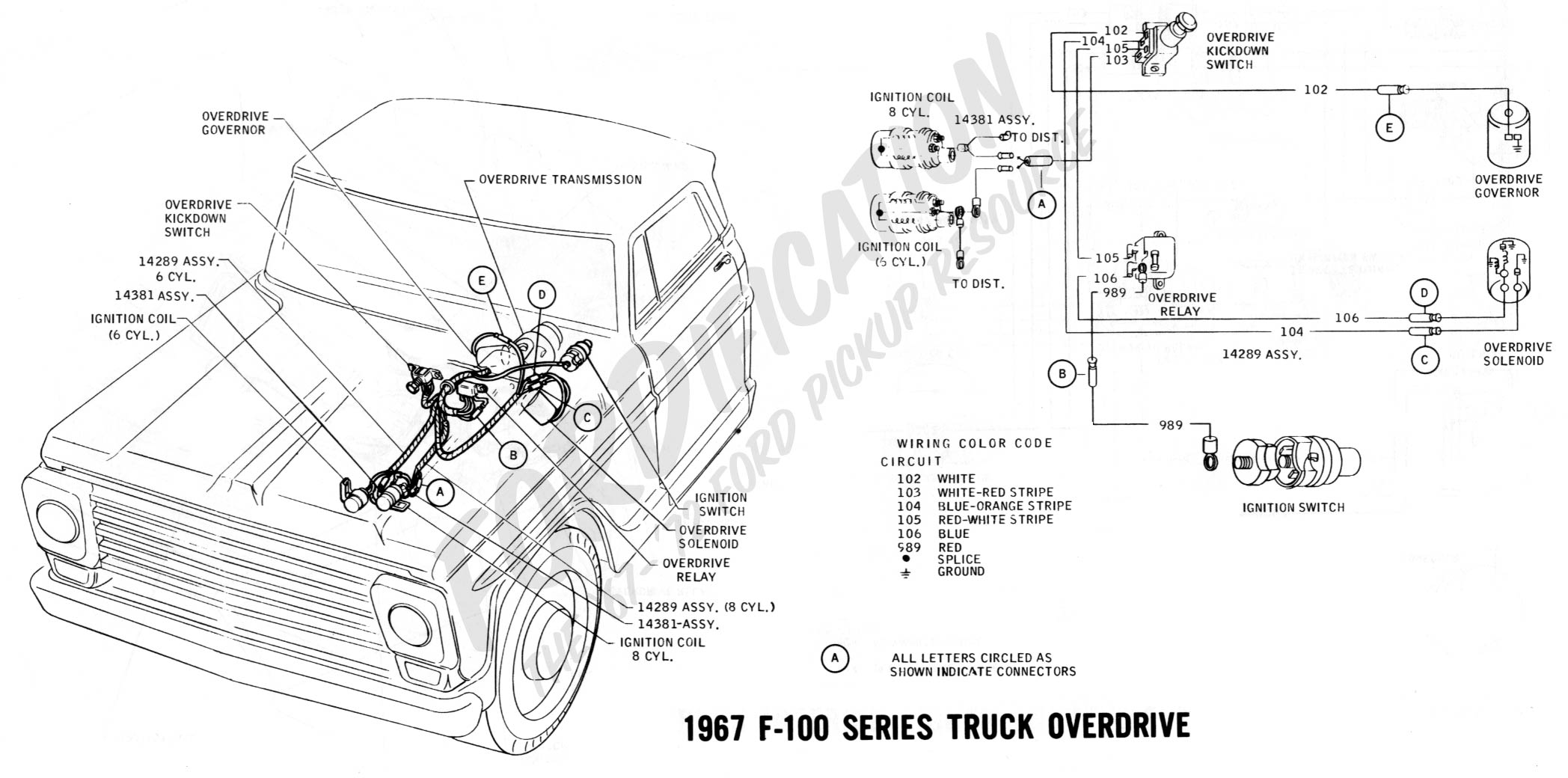 Admirable 64 Ford Truck Wiring Wiring Diagram Database Wiring Cloud Eachirenstrafr09Org