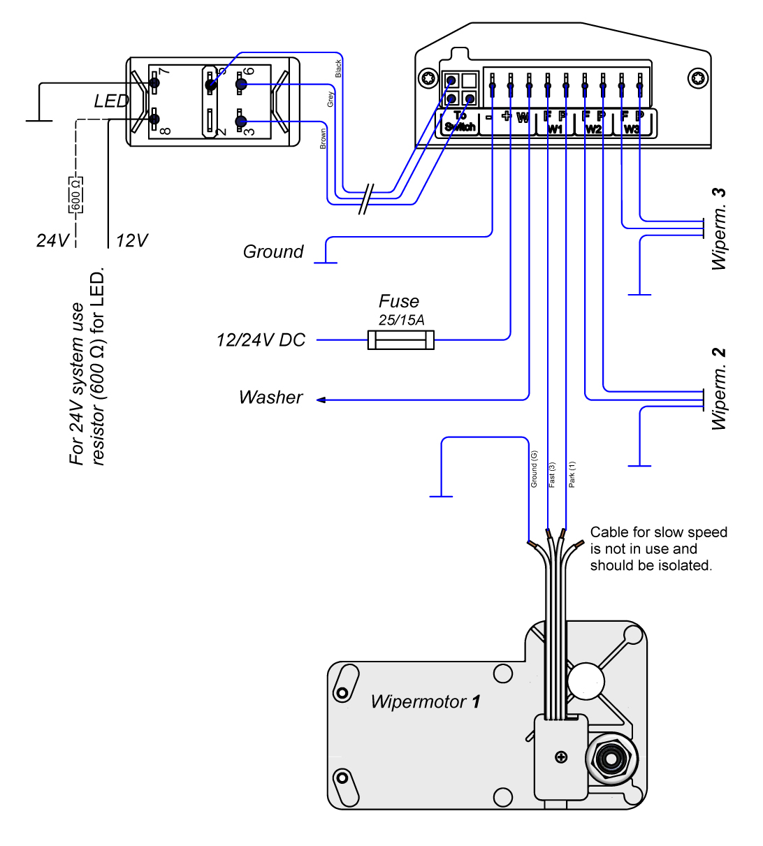 Ford Wiper Motor Wiring Diagram - Wiring Diagram Base www - www.jabstudio.it | Ford Rear Wiper Motor Wiring Diagram |  | Jab Studio