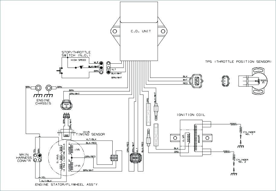 1994 Kawasaki Zx9r Wiring Diagram