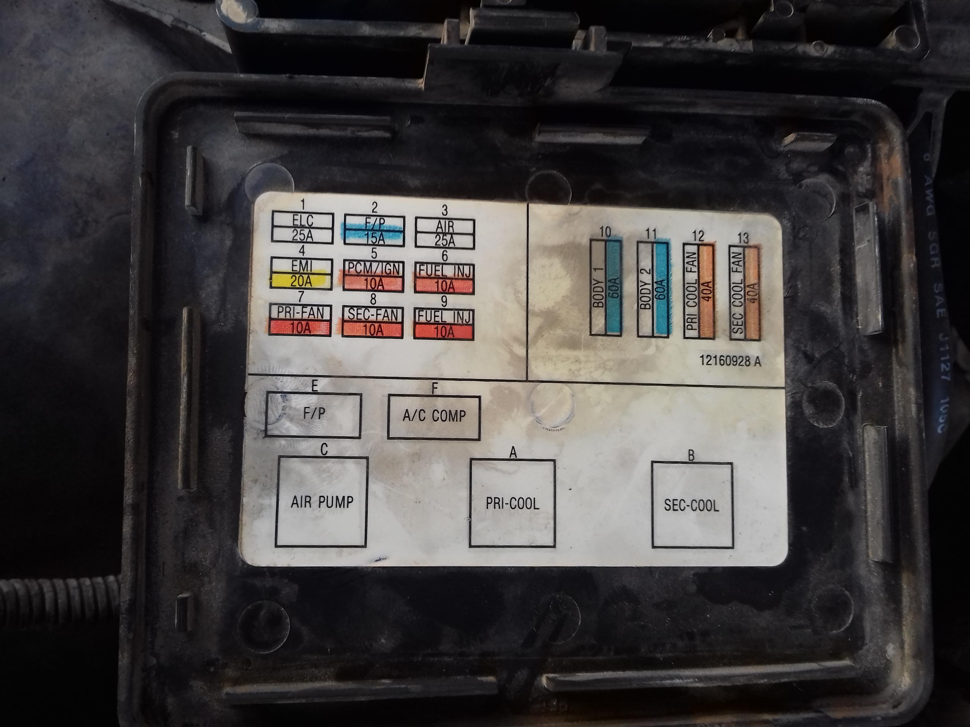 [SCHEMATICS_48DE]  95 Impala Ss Fuse Box - 2008 Camry Radio Wiring for Wiring Diagram  Schematics | 96 Impala Fuse Box |  | Wiring Diagram Schematics