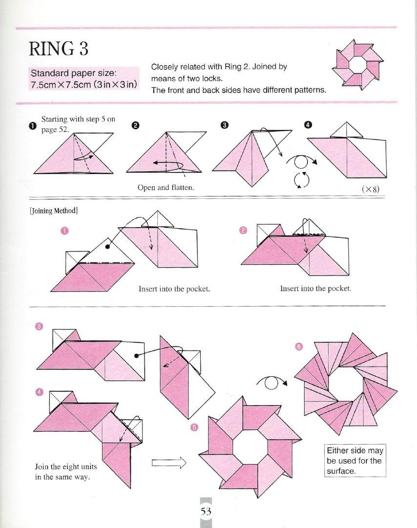 Origami box with lid - Tomoko Fuse - YouTube | 1083x854