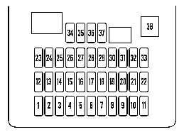 2006 honda crv fuse box diagram gy 5944  honda crv fuse box schematic wiring  honda crv fuse box schematic wiring