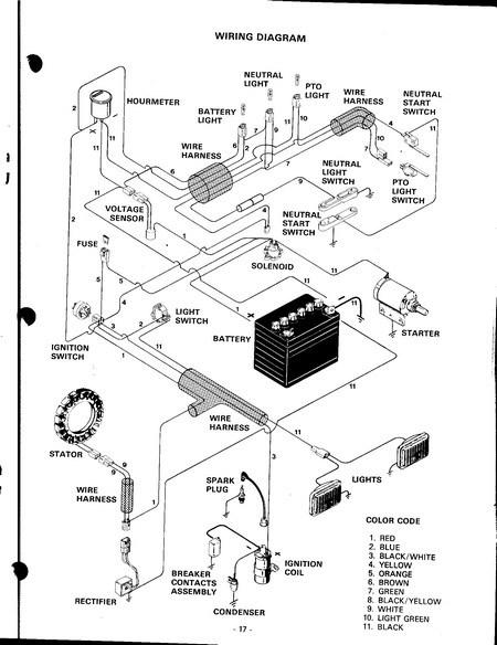 case lawn tractor wiring diagram xz 5441  lawn mower wiring diagram on case 446 tractor ignition  lawn mower wiring diagram on case 446
