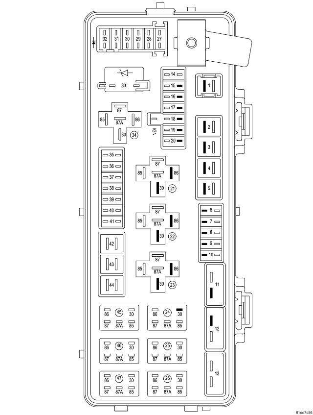 2012 Dodge Challenger Srt8 Fuse Box - 2004 Chevy 2500 Light Wiring Diagram  for Wiring Diagram SchematicsWiring Diagram Schematics