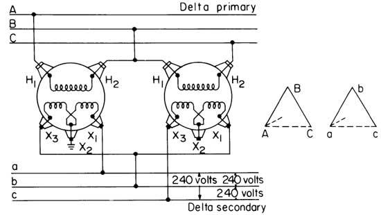 Admirable 208V 3 Phase Delta Wiring Diagram Wiring Diagram Data Schema Wiring Cloud Orsalboapumohammedshrineorg