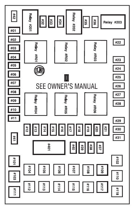 2006 ford fuse box | wiring diagrams show activity  wiring diagram library