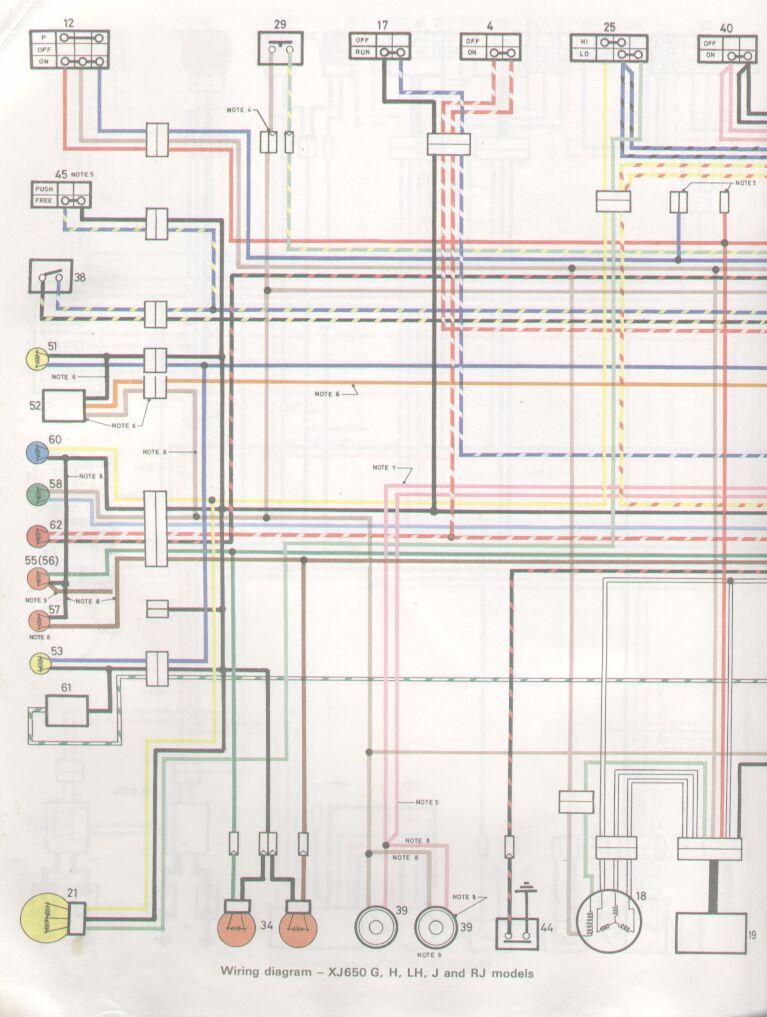 1983 yamaha maxim 750 wiring diagram xj750 wiring diagram wiring diagram data  xj750 wiring diagram wiring diagram data