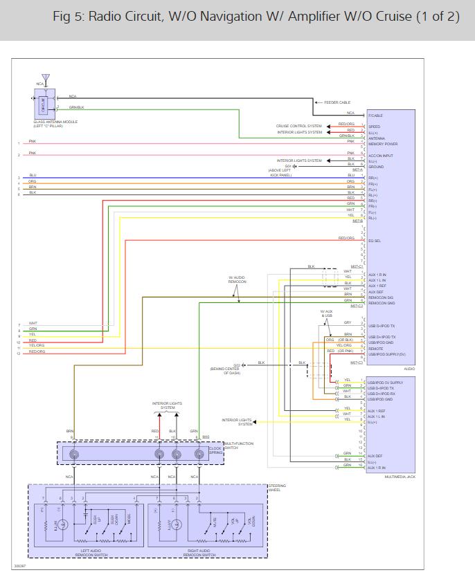 2011 Kia Forte Stereo Wiring Diagram