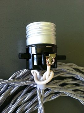 Astounding How To Wire A Socket Underwriter Knot For Added Strain Relief Wiring Cloud Timewinrebemohammedshrineorg