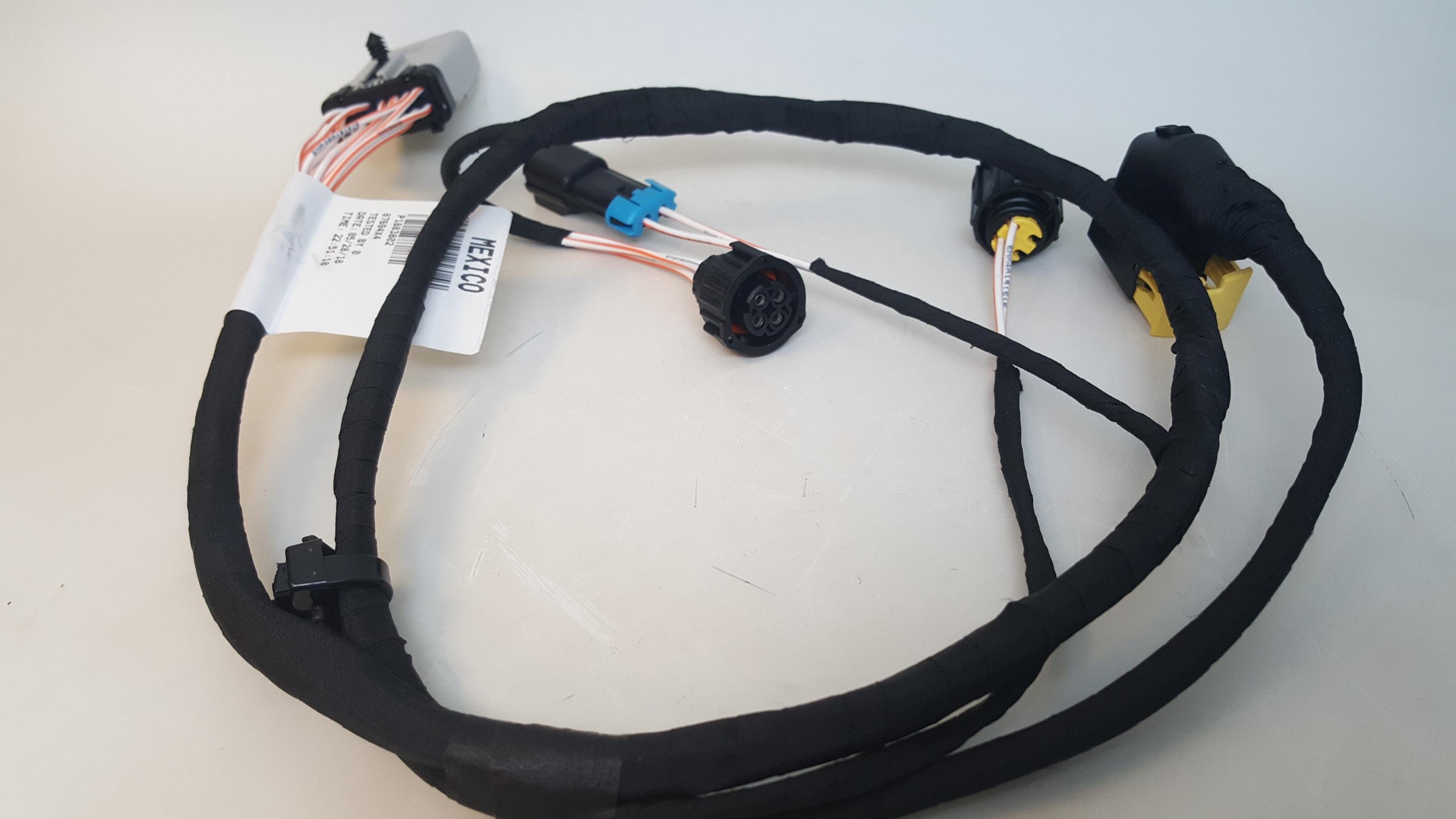Pathfinder H4 LED Headlamp Wiring Harness H42LED