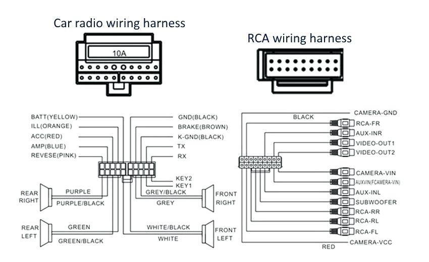 Pioneer Premier Radio Wiring Diagram