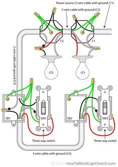 Pleasing Two Switch Light Wiring Diagram Basic Electronics Wiring Diagram Wiring Cloud Staixaidewilluminateatxorg