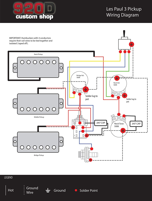 3 humbucker wiring diagram dd 3510  gibson 3 humbucker wiring diagram 3 humbucker les paul humbucker wiring diagram 3 way switch gibson 3 humbucker wiring diagram 3